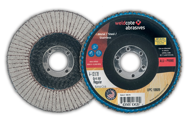 "Weldcote Metals 9/""Grinding Wheel With Hub"
