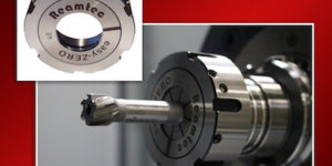 Reamtec easyZERO compensation nuts from Monaghan Tooling