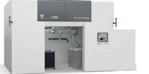 BLM Group LT360 laser cutting system