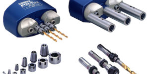 Suhner Industrial Products Corp. POLYDrill line of multispindle drill heads