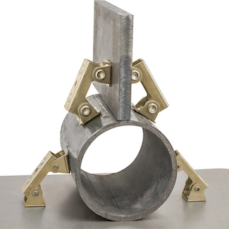 Industrial Magnetics, Inc.'s Magnetic V-Pad Clamps