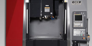 Methods Machine Tools introduces the OKK OKK VB53a vertical machining center North America