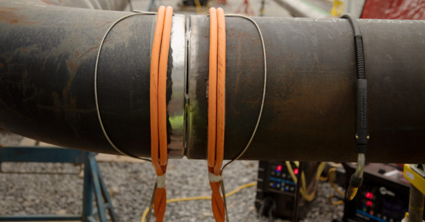 Miller Electric Mfg. air-cooled cables for induction heating