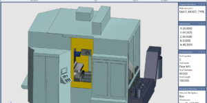 FANUC's Machining Simulation for Workforce Development software