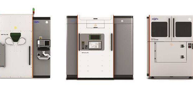 GF Machining Solutions optimize production workflows.