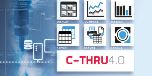 C-THRU4.0 software from Marposs