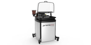 Omax ProtoMAX personal waterjet cutter