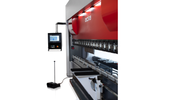 MC Machinery's ADIRA hydraulic press brakes