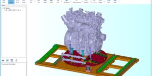 Workxplore high-speed CAD/CAM file viewer and analyzer from Hexagon Manufacturing Intelligence