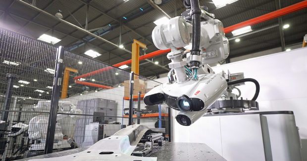ABB's 3D quality inspection (3DQI)