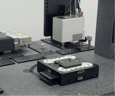 ALIO's 5-axis laser gimbal and Scanlab's XLSCAN