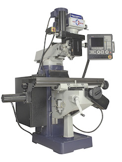 Palmgren CNC vertical turret milling machines, #9680179, Fagor Automation control
