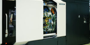 DMG MORI's Multisprint multispindle automatic lathe