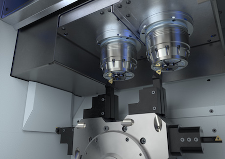 EMAG's twin-spindle VL 1 Twin