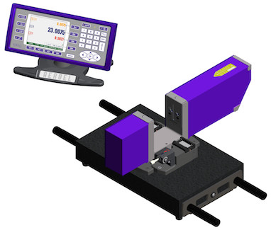 Marposs The MECLAB.T40 laser-based measuring system