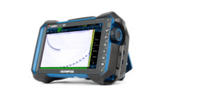 The OmniScan X3 flaw detector from Olympus