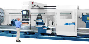 Romi Machine Tools' C Series lathe