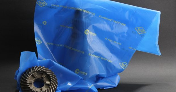Cortec's EcoShield VpCI-226 film and bags