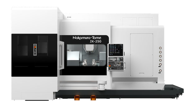 Methods Machine Tools offers the Nakamura-Tome JX-250