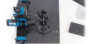 Vue optical measuring system from Omega Tool Measuring Machines