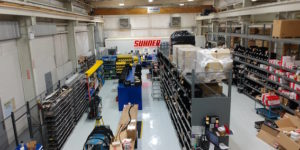 Suhner service center in Georgia