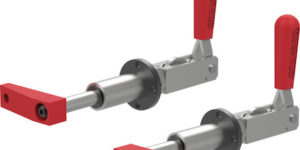 Destaco's manually actuated swing clamp