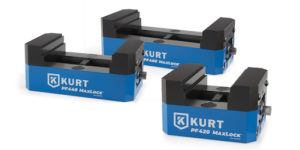 Kurt Workholding Precision Force (PF) MaxLock vises