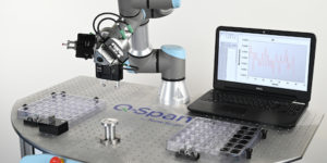 Q-Span Workstation from New Scale Robotics