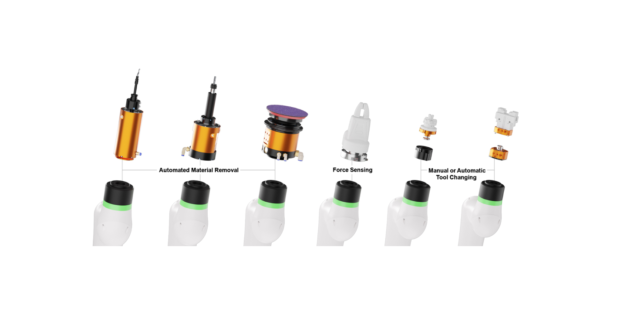 ATI Industrial Automation end-effector kits