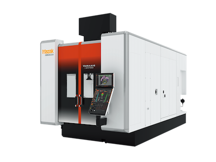 The VARIAXIS i-800 NEO from Mazak