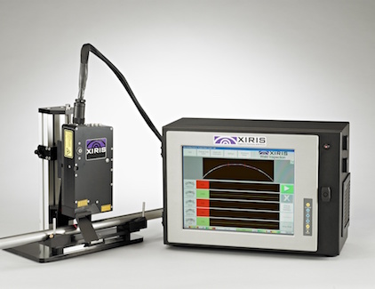 Xiris Automation's WI-2200post-weld inspection