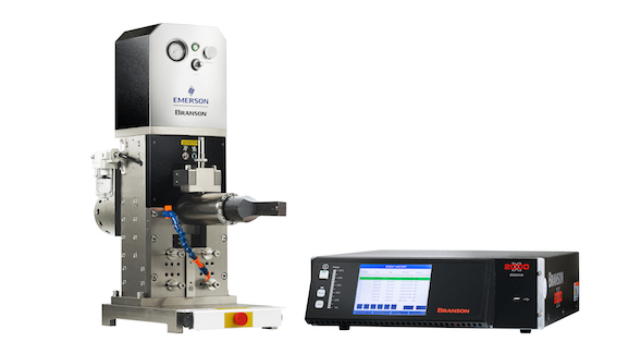Emerson Automation Solutions' Branson GMX-20MA