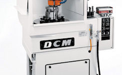 DCM Tech turnkey punch and die grinder PDG