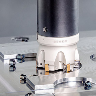 Iscar Neodo 90-degree indexable milling cutters