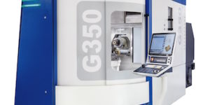 GROB Systems G350 5-Axis universal machining center