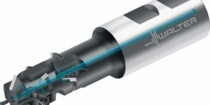 Walter USA T2710 indexable thread milling cutter