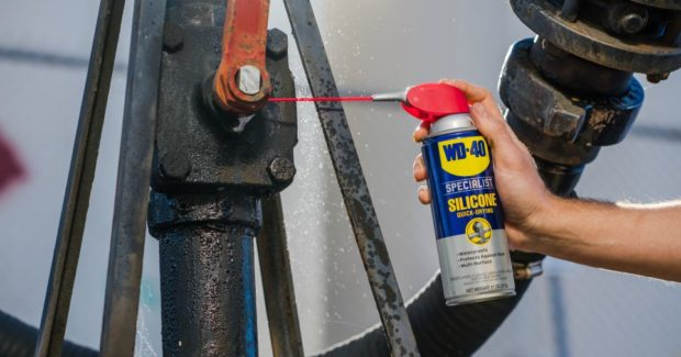 WD-40, metalworking fluid, lubricant, coolant
