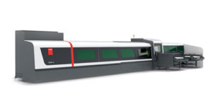 Bystronic, tube processing, tube, fabrication, fabricating, laser cutting system