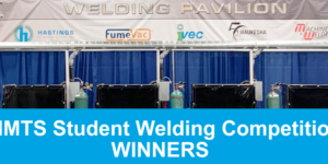 Wisconsin Manufacturing & Technology, Wisconsin Manufacturing & Technology Show, WIMTS, welding, Hastings Air Energy, Hastings Air Energy Control, FumeVac, IVEC, IVEC Systems, Lincoln, Lincoln Electric, Waukesha Metal Products, Waukesha Metal, Welders Supply